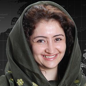 Farkhunda Zahra Naderi (Profile Picture)