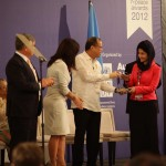 FZN receives N-Peace Award 2012