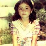 Farkhunda Zahra Nader - Childhood 1