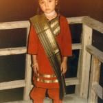 Farkhunda Zahra Naderi - Childhood 2
