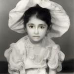 Farkhunda Zahra Naderi, Childhood