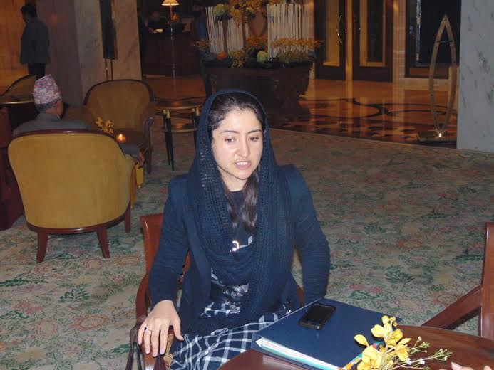 Regional Countries Should Play A More Active Role In Afghanistan: Naderi