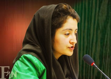 Farkhunda Zahra Naderi: The attitude developed by war is not the culture of Afghans