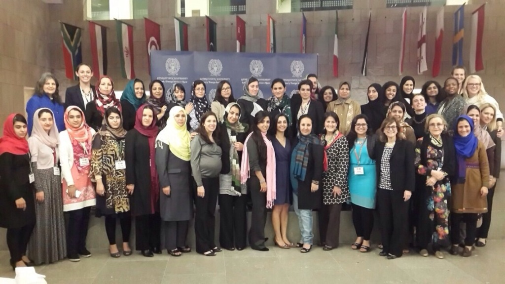 The Rising Afghan Women Leaders Initiative