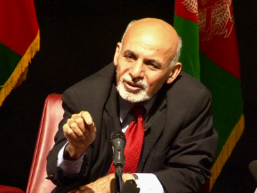 President Ghani's Speech in lysee Istiqlal High School with the Youths During Presidential  Campaign