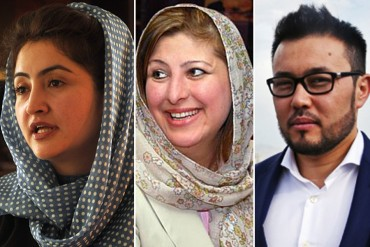 3 Afghans make it to World Economic Forum Young Global Leaders list