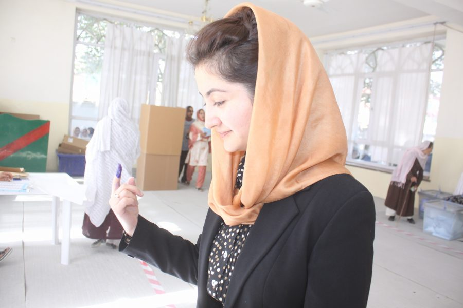 FZN in Parliamentary Election Day, Kabul , 2010