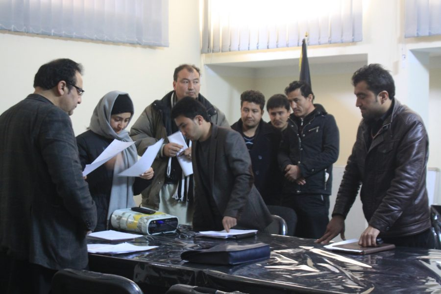 FZN Pictures in Ashraf Ghani Ahmadzia 's Presidential Election Preparation , 2014