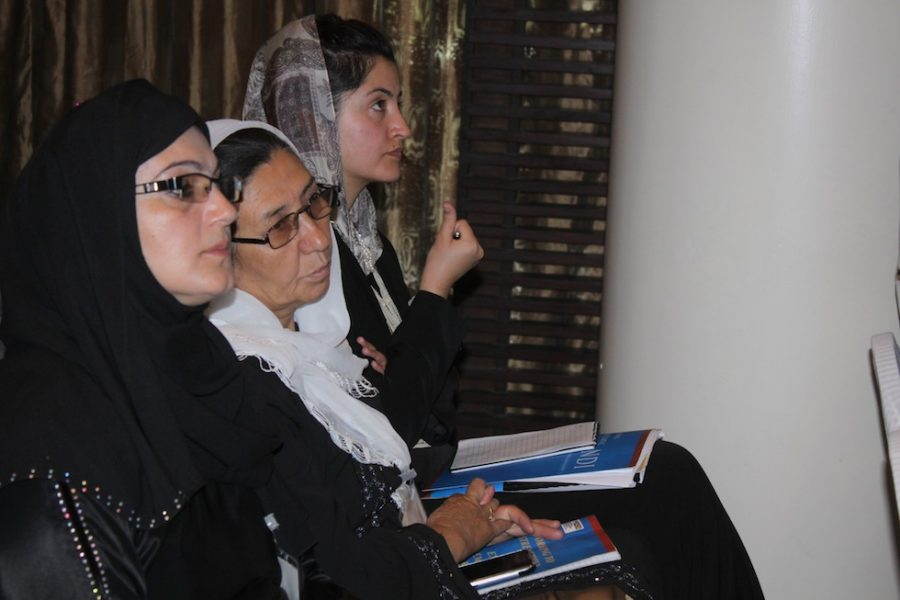 NDI – National Democratic Institute conducted orientation programs for newly elected women parliamentarians
