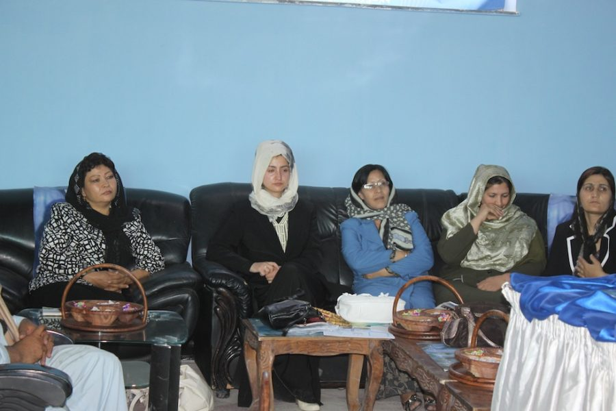 FZN with supporters in  Parliamentary Campaign office,2010