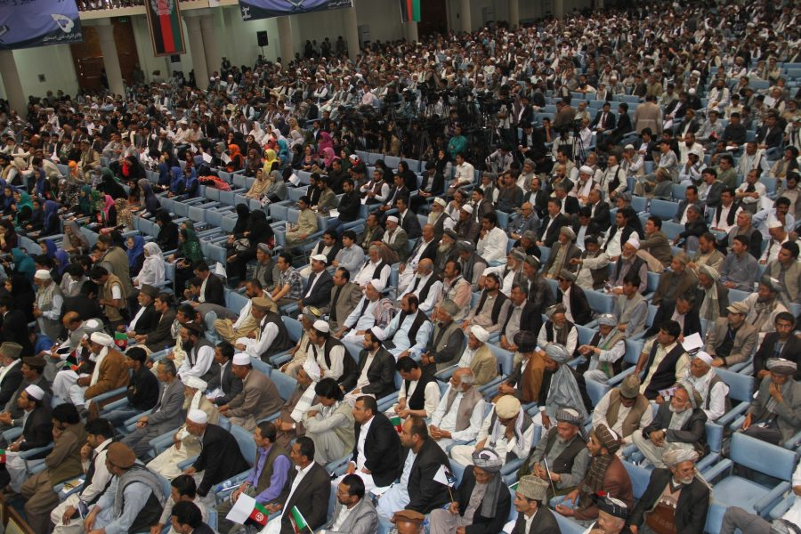 FZN Pictures in Ashraf Ghani Ahmadzia 's Presidential Election  Second Campaign , Loya Jirga Camp Kabul,2014
