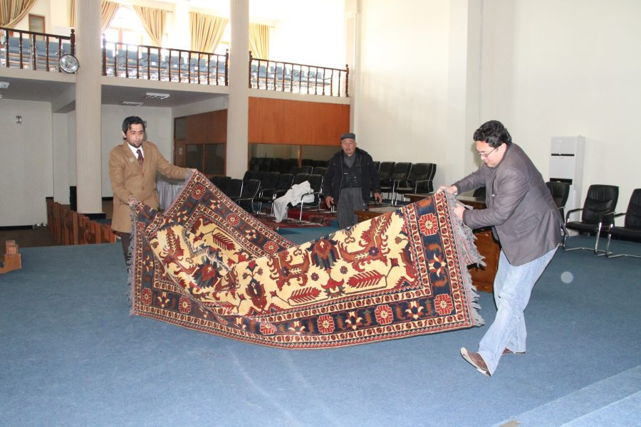 FZN Pictures in Ashraf Ghani Ahmadzai 's Presidential Election First Campaign Preparation , 2014