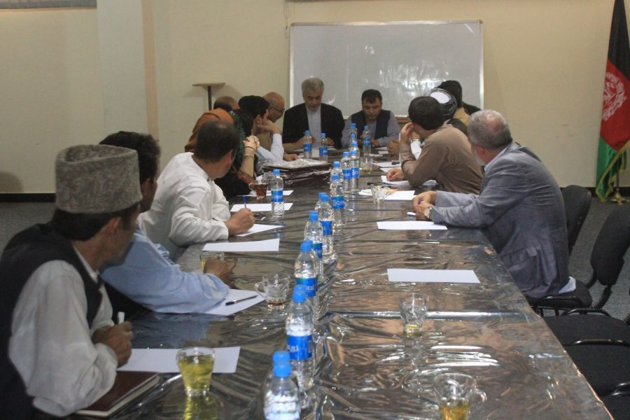 FZN Pictures in Nations Unity Week and Unity Government of Afghanistan 's Preparation,2014