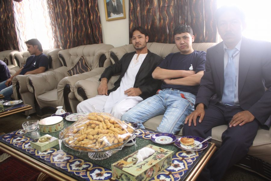 FZN Meeting with Youth Committee during Parliamentary Campaign,Kabul ,2010
