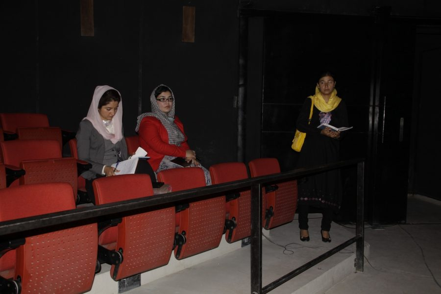FZN Pictures in Istiqlal High School Campaign Preparation, 2014